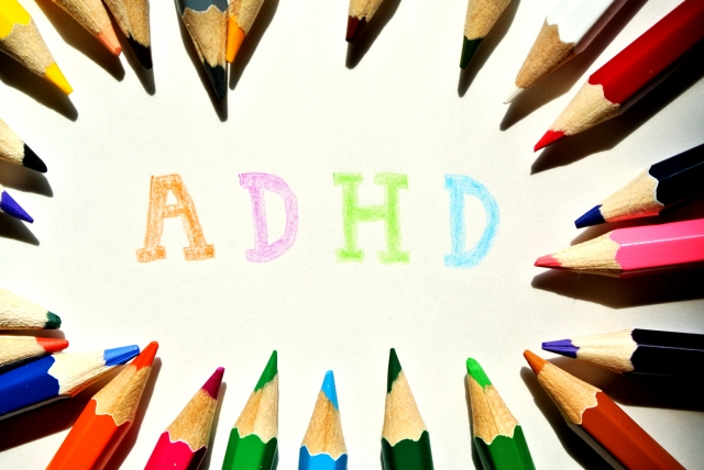 ADHDの子は勉強をする時に体を動かす必要がある