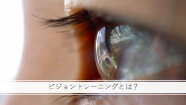 ビジョントレーニングとは? 〜発達障害は視覚機能に困難が多い?〜